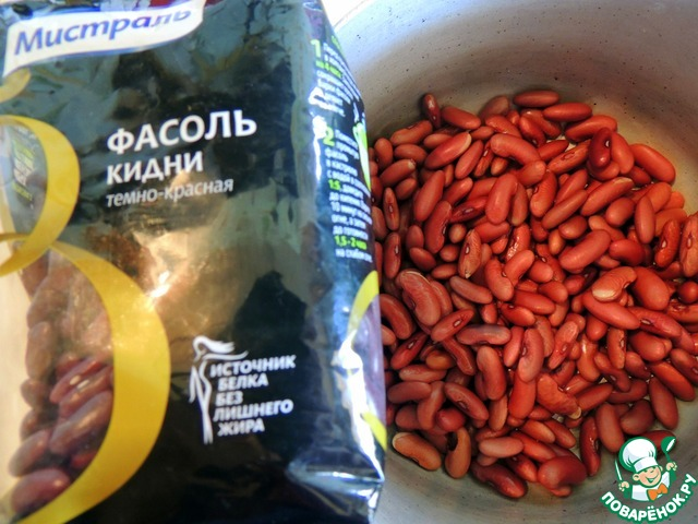 Фасоль картошка мясо
