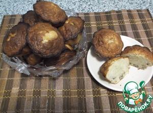 Рецепт Кексики с орешками