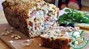Рецепт: Польский мясной пирог