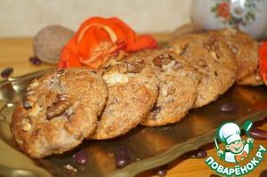 Рецепт Японское печенье из фасоли