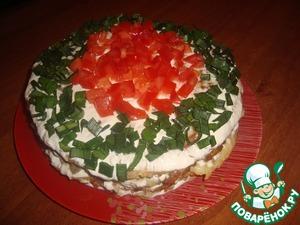 Рецепт Картофельный торт