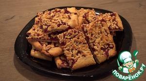 Рецепт Венское печенье с джемом