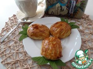 Рецепт Пирожки с ананасами