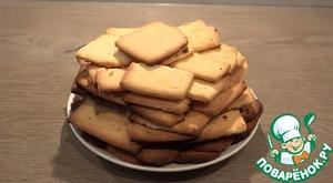 Как готовить Песочное печенье рецепт приготовления с фотографиями