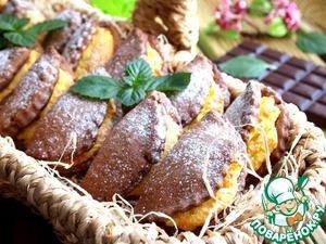 Рецепт Шоколадно-кокосовые сочни