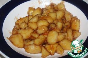 Рецепт Картофель в кисло-сладком соусе