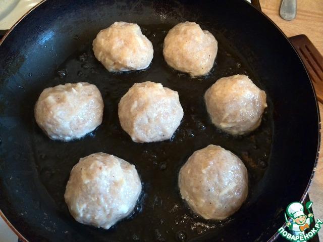 Вкусные курино-сырные котлетки рецепт с фото пошагово как готовить #6