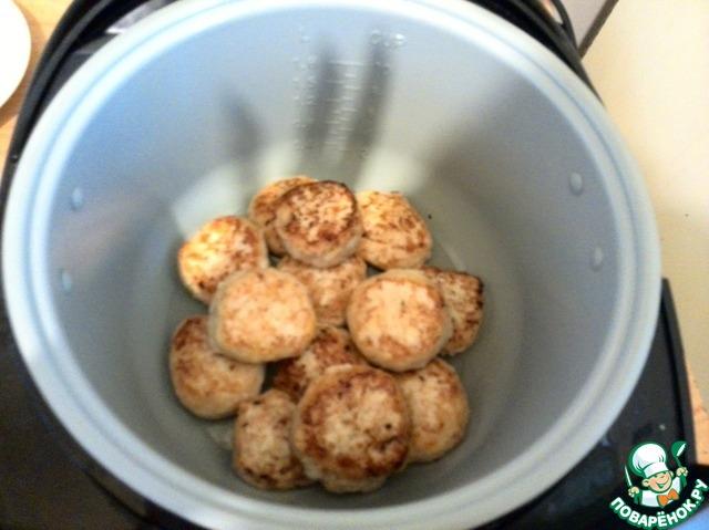 Вкусные курино-сырные котлетки рецепт с фото пошагово как готовить #8