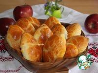 Быстрые пирожки с яблоками ингредиенты
