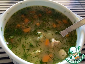 Рецепт супа горохового со