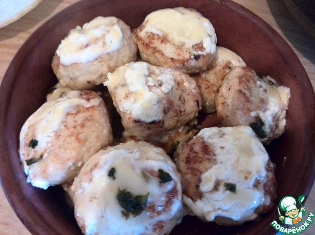 Вкусные курино-сырные котлетки рецепт с фото пошагово как готовить #10