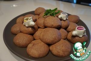 Рецепт Турецкое печенье