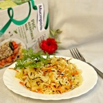 Ананасово-овощной рис