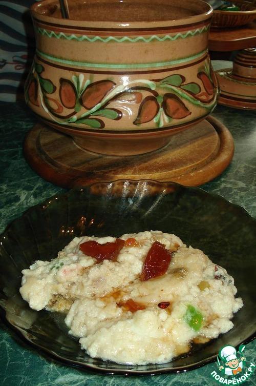 гурьевская каша пошаговый рецепт с фото
