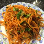 Морковча по-корейски