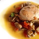 "Куриная грудка с грибами и овощами ""Курица Супреме"""