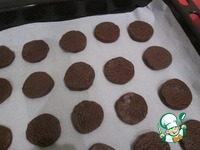 """Шоколадное печенье """"Орео"""" ингредиенты"""