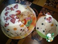 Крымский заливной торт ингредиенты