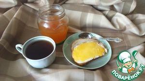 Рецепт Апельсиновый джем в микроволновке