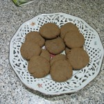 Гречневое печенье со вкусом миндаля