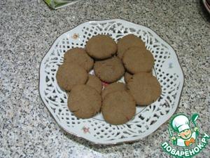 Рецепт Гречневое печенье со вкусом миндаля