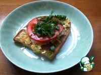 Бутерброды с картофелем ингредиенты
