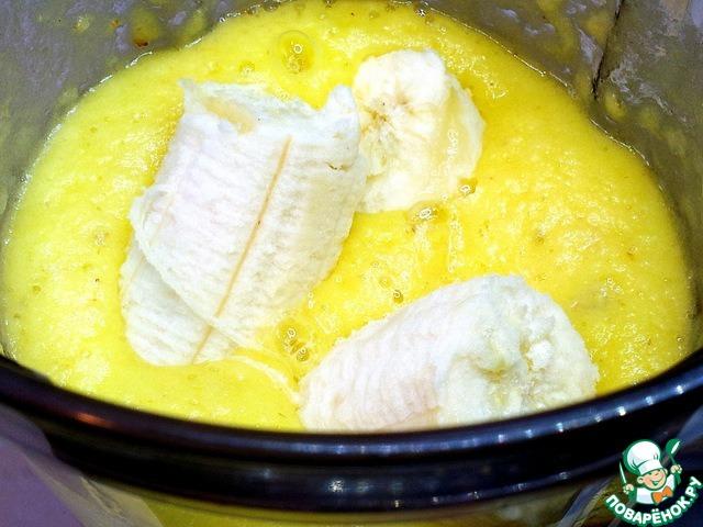 Рецепт из банана для детей до года