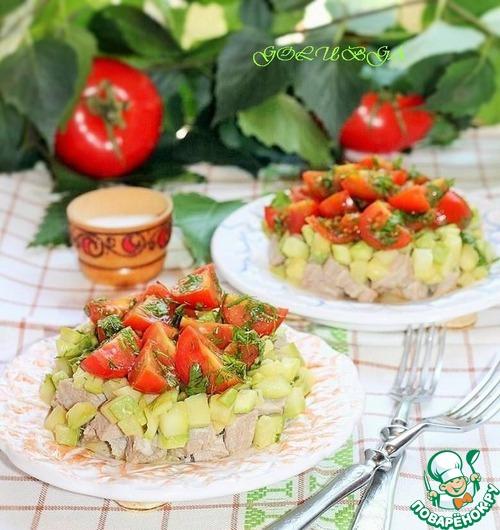 Овощное рагу с баклажанами и мясом рецепт