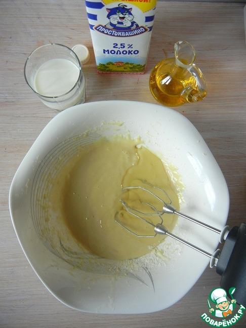 маффины с рецепт с фото пошагово