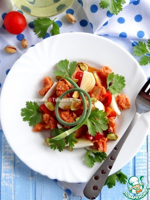 кулинарные рецепты сфотографиями салаты