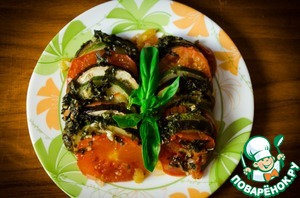 Рататуй пошаговый рецепт приготовления с фотографиями как готовить