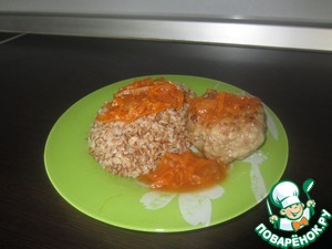Рецепт Томатный соус или просто подливка