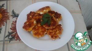 Рецепт Сеченики из яиц