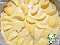 """""""Полосатый"""" яблочный пирог ингредиенты"""