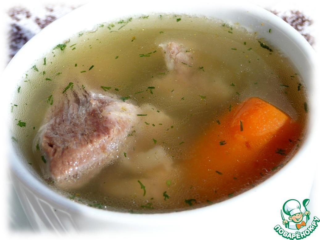 суп из баранины рецепты какой самый вкусный рецепт