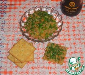 Рецепт Чечевично-рисовый паштет