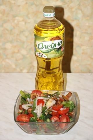 Салат с помидорами и грибами пошаговый рецепт приготовления с фотографиями как приготовить #4