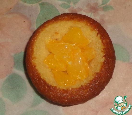 Медово-апельсиновые кексы домашний пошаговый рецепт с фото готовим #6
