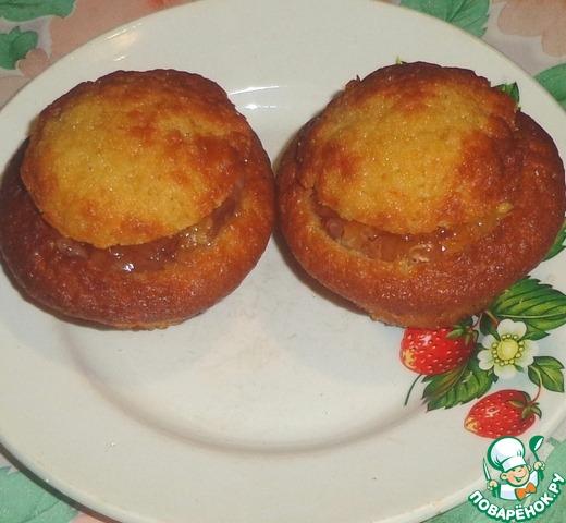 Медово-апельсиновые кексы домашний пошаговый рецепт с фото готовим #7