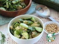 Салат из картофеля и огурцов ингредиенты