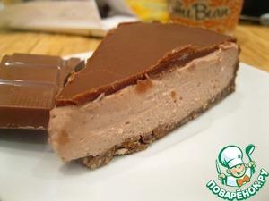Шоколадный чизкейк вкусный рецепт с фото