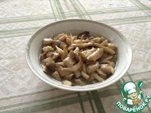 Вешенки маринованные простой рецепт приготовления с фотографиями пошагово как готовить