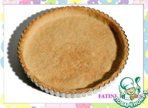 Рецепт Песочное тесто для тартов и тарталеток