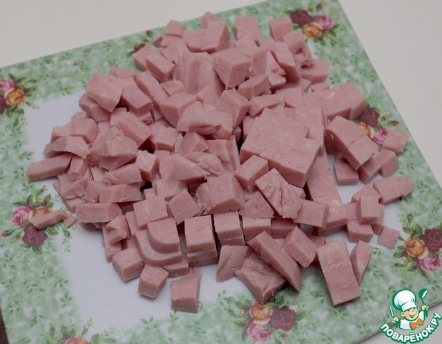 Салат из красной фасоли вкусный рецепт с фото готовим #3