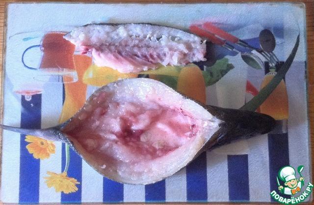 Сибас со сливовым соусом простой рецепт с фотографиями #4