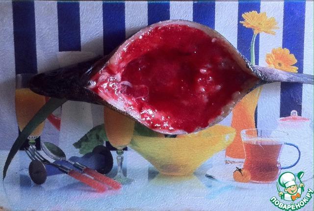 Сибас со сливовым соусом простой рецепт с фотографиями #5