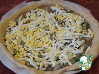 Пирог с картофельным пюре и рыбой ингредиенты