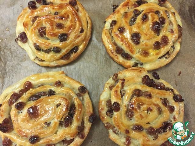"""Домашний рецепт приготовления с фотографиями Французские булочки """"Быстрые"""" #9"""