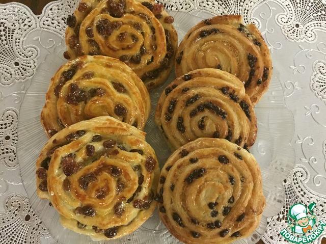 """Домашний рецепт приготовления с фотографиями Французские булочки """"Быстрые"""" #10"""