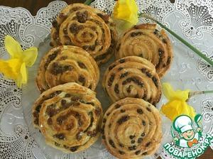 Вкусный рецепт с фотографиями Французские булочки